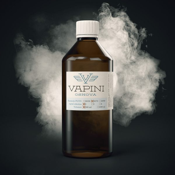 Vapini base liquid