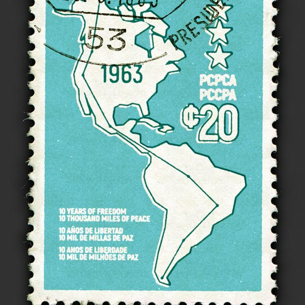 The President STAMP